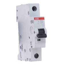 Захисний вимикач ABB SH201-C40 тип C 40А