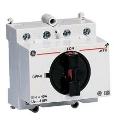 Модульний вимикач навантаження General Electric 666583 AST R 63А 3р