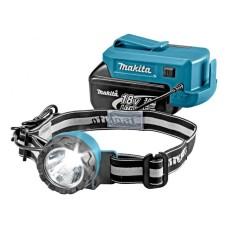 Ліхтар налобний Makita BML800 LXT 14,4-18В