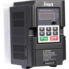 Частотний перетворювач INVT GD10-0R2G-S2-B