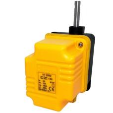 Кінцевий вимикач EMAS VT2050 з поворотом вала 2/50