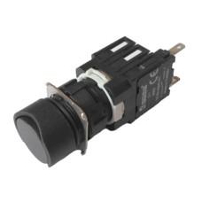 Натискна кнопка EMAS D100YDH (1НО) чорна
