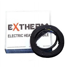 Нагрівальний кабель Extherm ETT 30-840 28м
