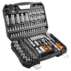 набір торцевих головок Neo Tools 08-666 1/2 Cr-V (108шт)