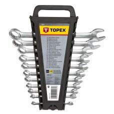 Набір комбінованих ключів TOPEX 35D757 6-22мм (12шт)
