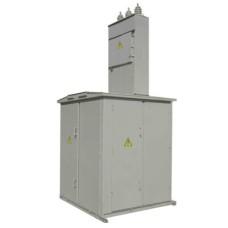 Тупикова трансформаторна підстанція КТП1-63/10 (6)/0,4 кіоскового типу з повітряним введенням