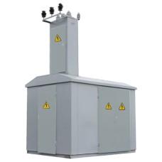 Тупикова трансформаторна підстанція КТП1-160/10 (6)/0,4 кіоскового типу з кабельним вводом