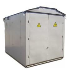 Трансформаторна підстанція КТП2-400/10(6)/0,4