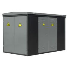 Прохідна трансформаторна підстанція КТП2-630/10 (6)/0,4