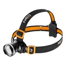 Налобний ліхтарик Neo Tools 99-200 CREE R5