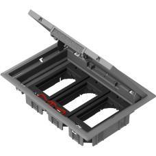 Підлоговий люк Schneider Electric ISM50636 ALTIRA для 6 механізмів 45х45