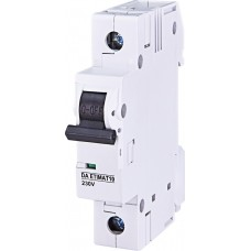 Незалежний розчіплювач ETI 002159301 DA ETIMAT 10 AC 230V