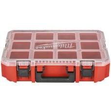 Ящик-органайзер для будмайданчика MILWAUKEE 4932451416 455x360x110 (3шт)