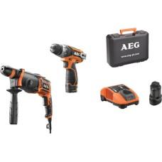Набір інструментів AEG 4935464158 в комплекті з BS12C2-0 KH24IXE