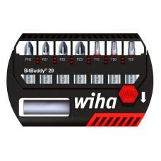 Набір біт Wiha W36921 BitBuddy 29 (7шт)