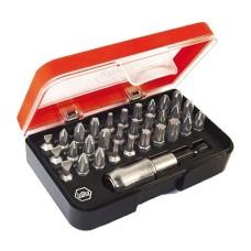 Набір біт з тримачем Wiha W35412 Croco box (31шт)