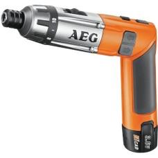 Акумуляторна викрутка AEG 4935413165 3,6В