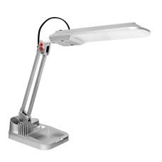 Настільний світильник Magnum NL 011 4100К 7Вт сріблястий