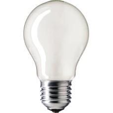 Матова лампа розжарювання PHILIPS 10018496 A55 60W Е27 FR