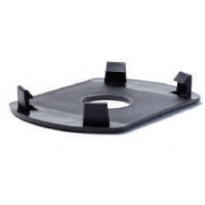 Пластикова основа під круглий тримач DKC ND2107 (с бетоном)