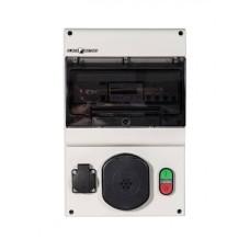 Зарядна станція Elinta EM-HB-22 HomeBox 22кВт з кнопкою активації