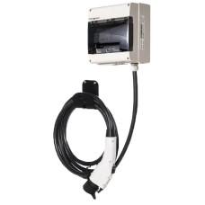 Зарядна станція Elinta EM-HBM-T2-7.2 HomeBox mini Type 2 7,2кВт з фіксованим зарядним кабелем