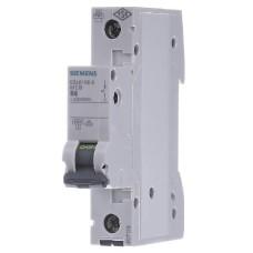Автоматичний вимикач Siemens 5SL6116-6 230В/400В 1Р В 16А