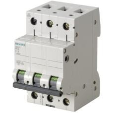 Автоматичний вимикач Siemens 5SL6325-7 380В 3Р з 25A