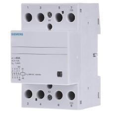 Керований контактор Siemens 5TT5040-0 4НО 230В/400В AC/DC 40A