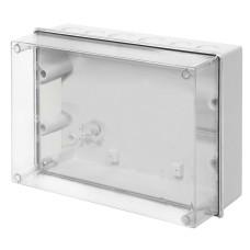 Електричний щиток Elektro Plast 0253-10 CARBO-BOX-303x213x125 IP55 з DIN рейкой (0253-10)