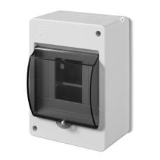 Модульний щиток Elektro Plast 2304-01-IP30 на 4 модулі (2304-01)