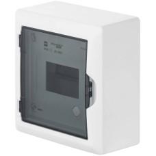Настінний щит Elektro Plast 2501-01-RN1/6 (N, PE) EP LUX IP40 (2501-01)