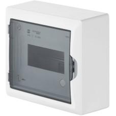 Настінний щит Elektro Plast 2502-01-RN1/8 (N+PE)EP LUX IP40 (2502-01)