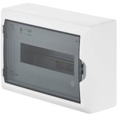 Настінний щиток Elektro Plast 2503-01-RN1/12 (N та PE) EP LUX IP40 (2503-01)