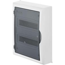 Настінний щит Elektro Plast 2505-01-RN2/24 (N+PE)EP LUX IP40 (2505-01)