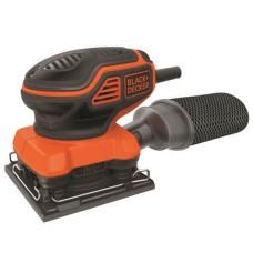 Шліфмашина вібраційна Black&Decker KA450 220Вт