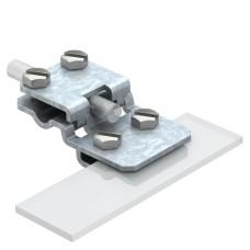 Фальцевий затискачувальний блок OBO Bettermann (5317428) 274 43746 футів (40-60 мкм)