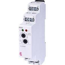 Реле контролю споживаного струму ETI 002471818 PRI-51/5 (0 5..5A) (1x8A AC1)