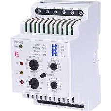 Дворівневе реле контролю струму ETI 002471601 PRI-41 230V (3 діапазони) (2x16A AC1)