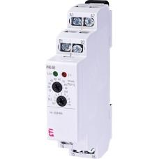 Реле контролю споживаного струму ETI 002471819 PRI-51/8 (0 8..8A) (1x8A AC1)
