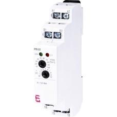 Реле контролю споживаного струму ETI 002470019 PRI-51/16 (1 6..16A) (1x8A AC1)