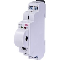 Реле контролю споживаного струму ETI 002471830 PRI-32 UNI 24-240V AC 24V DC (1..20A) (1x8A AC1)
