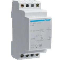 Модульний трансформатор Hager ST303 для дзвінка 230В/8-12В 8ВА