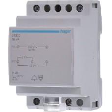 Модульний трансформатор Hager ST305 для дзвінка 230В/8-12В 16ВА