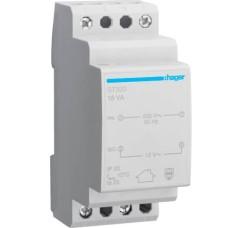 Модульний трансформатор Hager ST320 230В/12В 18ВА