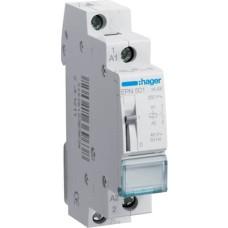 Імпульсне реле Hager EPN501 48В/16А 1НО