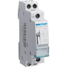 Імпульсне реле Hager EPN503 48В/16А 1НО+1НЗ