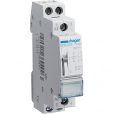 Імпульсне реле Hager EPN524 24В/16А 2НО