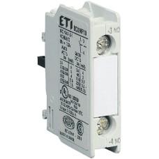 Фронтальний блок-контакт з запізненням ETI 004643510 BCXMFRE 1 (1NC)