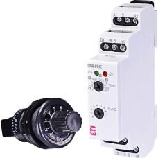 Багатофункціональне реле часу ETI 002470085 CRM-91HE UNI 12-240V AC/DC (1x16A AC1)